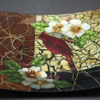 Decorative Glass Plates
