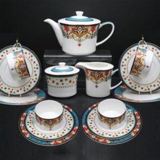 Elegant Bone China Teasets