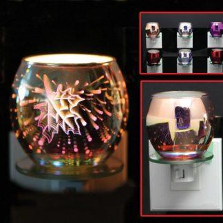 Night Light: 3D Glass